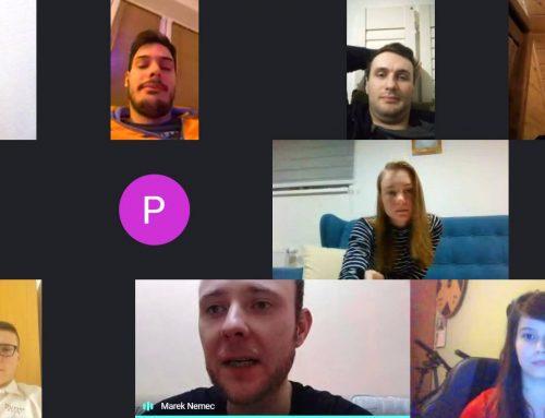 Online rokovanie Výboru Mladej Matice
