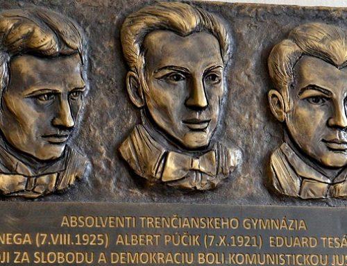 Svedectvo troch krížov: Pietna spomienka na popravených študentov trenčianskeho gymnázia pred 70 rokmi