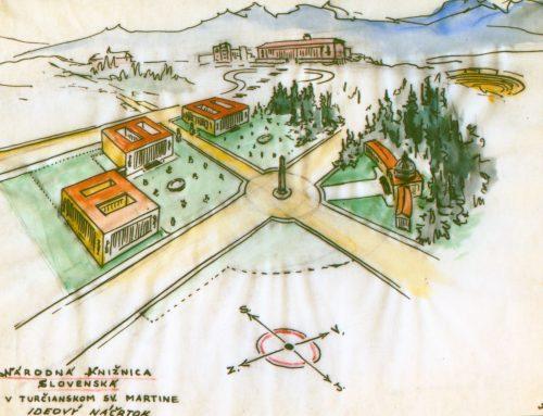 80. výročie vzniku Slovenskej národnej knižnice