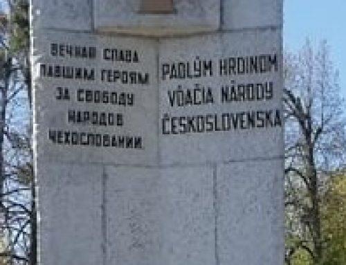 76. výročie ukončenia 2. svetovej vojny v Michalovciach