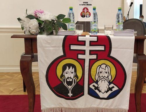 Spolok sv. Cyrila a Metoda jubiloval a my sme boli pri tom