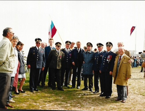 Bojovník za štát a národ sedemdesiatročný Plk. Dr. Peter Rastislav SOCHA jubiluje