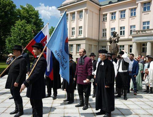 Memorandum národa slovenského sa stalo základným programovým dokumentom Slovákov pred 160 rokmi