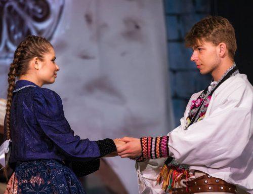 VIDEO: Slovenskí rebeli z Komárna predstavili nový muzikál o tajnej láske