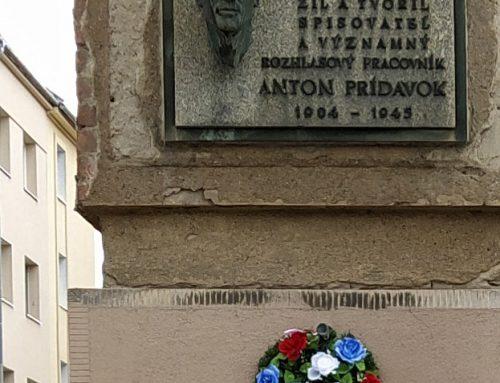 Spomienka na 117. výročie narodenia Antona Prídavka