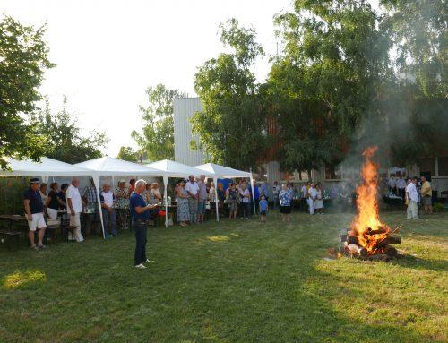 Vatra zvrchovanosti horela aj v Galante