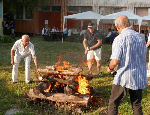 Vatra zvrchovanosti horela v Galante