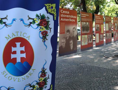Výstava Cesta slovenskou Amerikou pripomína kultúrnu misiu medzi americkými Slovákmi