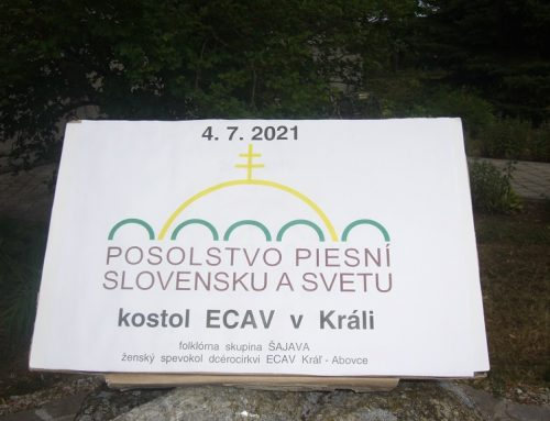 Posolstvo piesní Slovensku a svetu opäť zaznelo v Králi