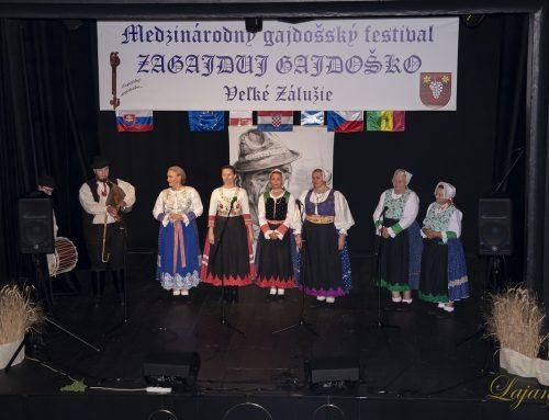 Medzinárodný gajdošský festival Zagajduj Gajdoško