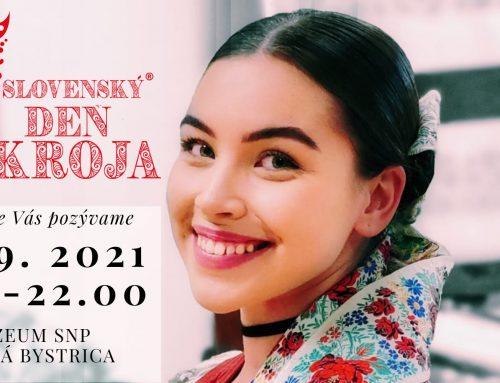 Matica slovenská ukáže kroje zo známych filmov na Slovenskom dni kroja v Banskej Bystrici