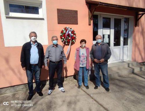 Výročie ukončenia druhej svetovej vojny v Lehote