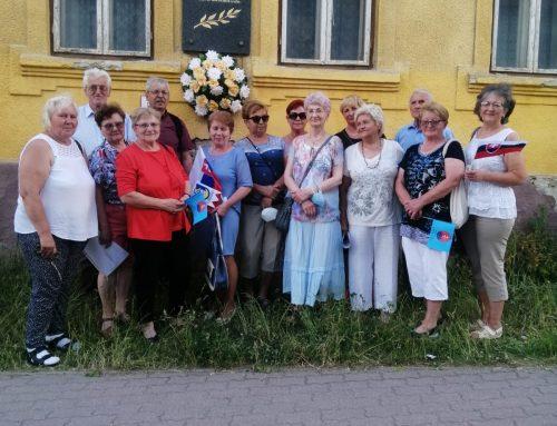 Spomienkové stretnutie v Trstenej