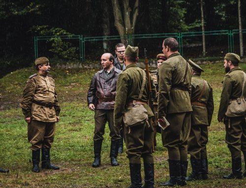 Divadelníci priblížili osudy partizánskej brigády Čapajev
