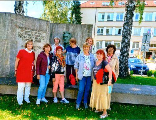 Výlet nielen za Hviezdoslavom