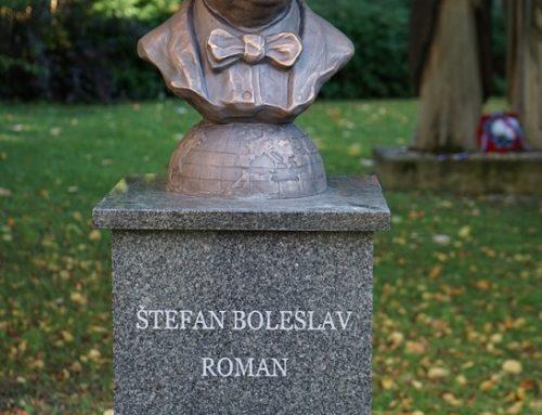 Matica slovenská odhalila Štefanovi Romanovi prvú bustu na Slovensku